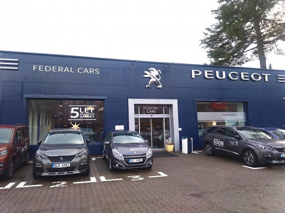 Peugeot - Federal Cars Liberec